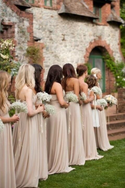 Свадьба в двух цветах