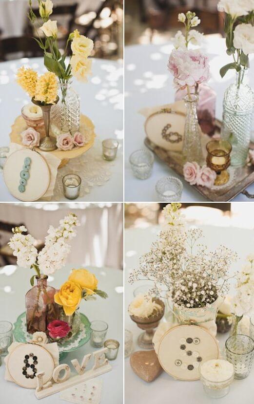номерки для столов гостей идеи для свадьбы своими руками