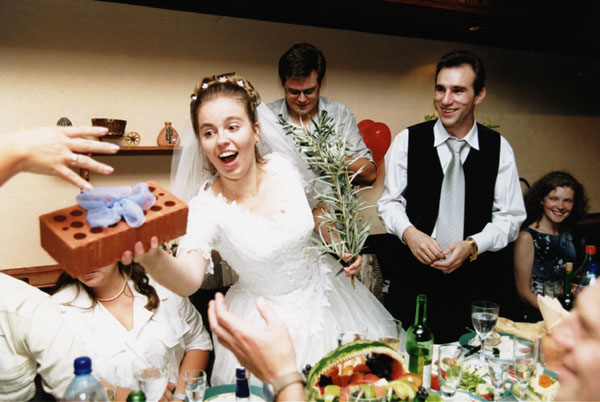 Подарок на свадьбу невесте и жениху