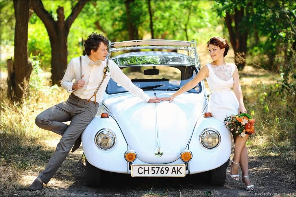 старые ретро автомобили на свадьбу необычные красивые фото