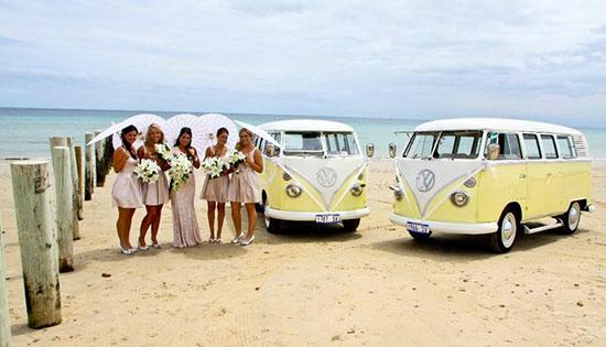 жёлтые автомобили на свадьбу необычные красивые