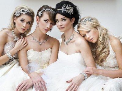 украшения на свадьбу Подбираем украшения под свадебное платье
