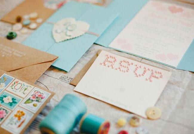 Десять идеи для свадьбы своими руками