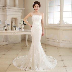 модные свадебные платья красивые