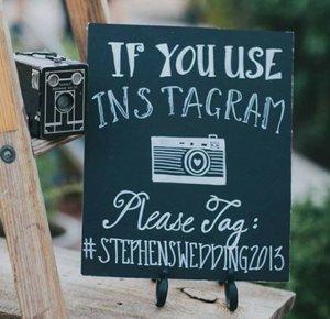 инстаграм хэштег идеальная свадьба 21 совет по организации