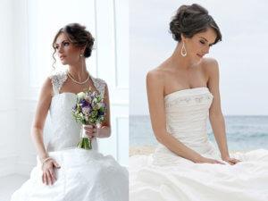 элегантное украшения на свадьбу Подбираем украшения под свадебное платье