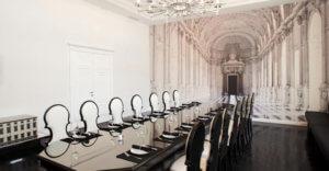 самые дорогие банкетные залы в Алматы. Театралка
