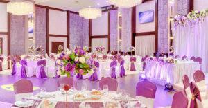 самые дорогие банкетные залы в Алматы. Банкетный зал Мирас